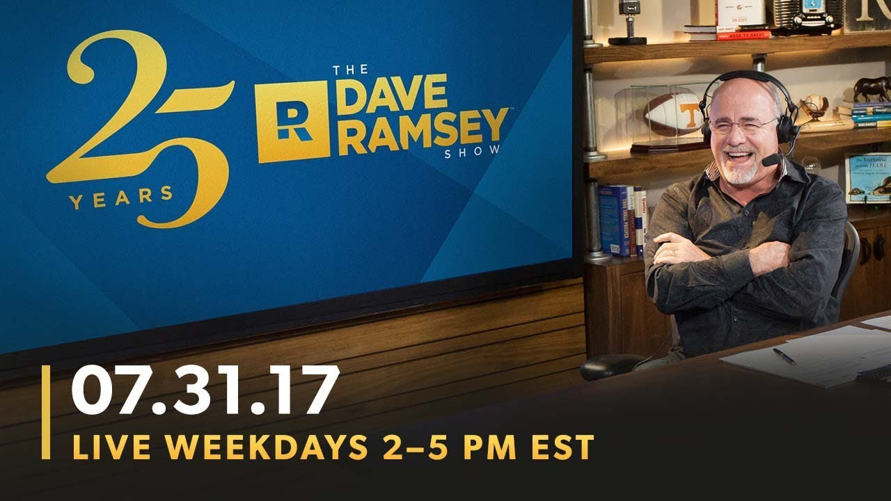 the-dave-ramsey-show-07-31-17