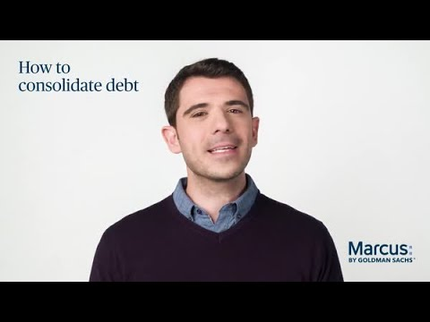 how-to-consolidate-debt-marcus-by-goldman-sachs