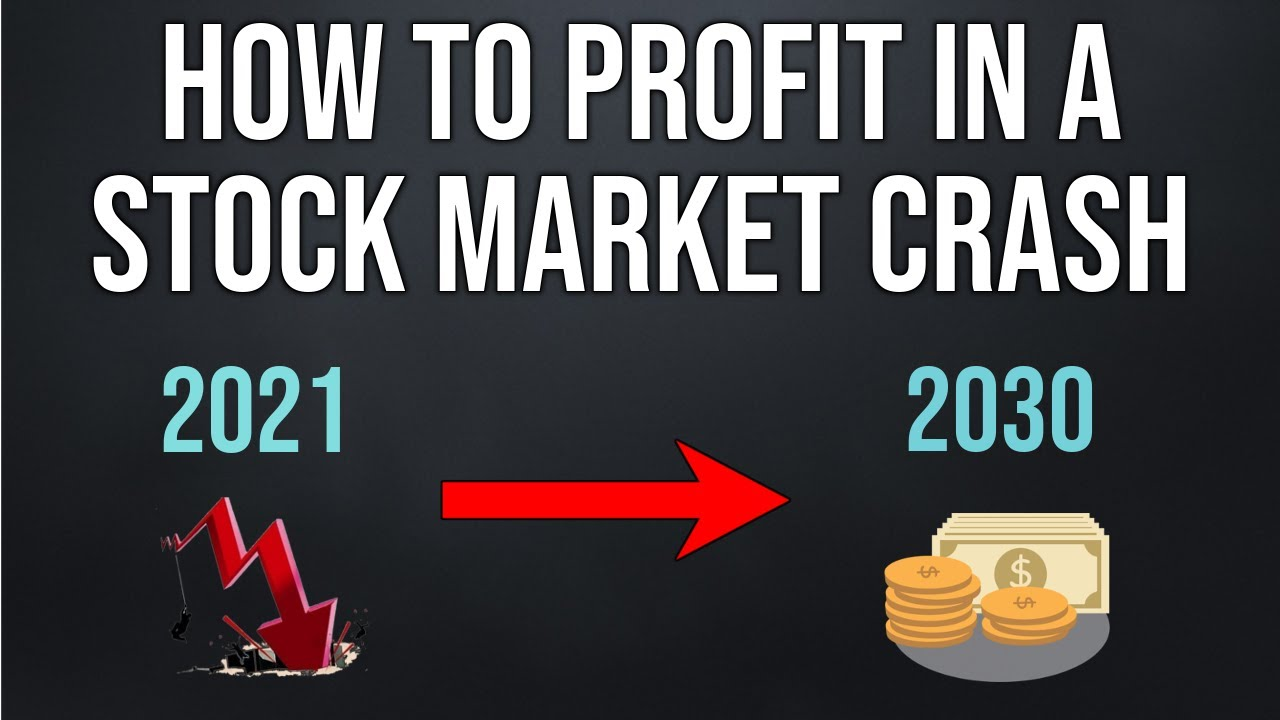 how-to-profit-from-a-stock-market-crash-for-beginners