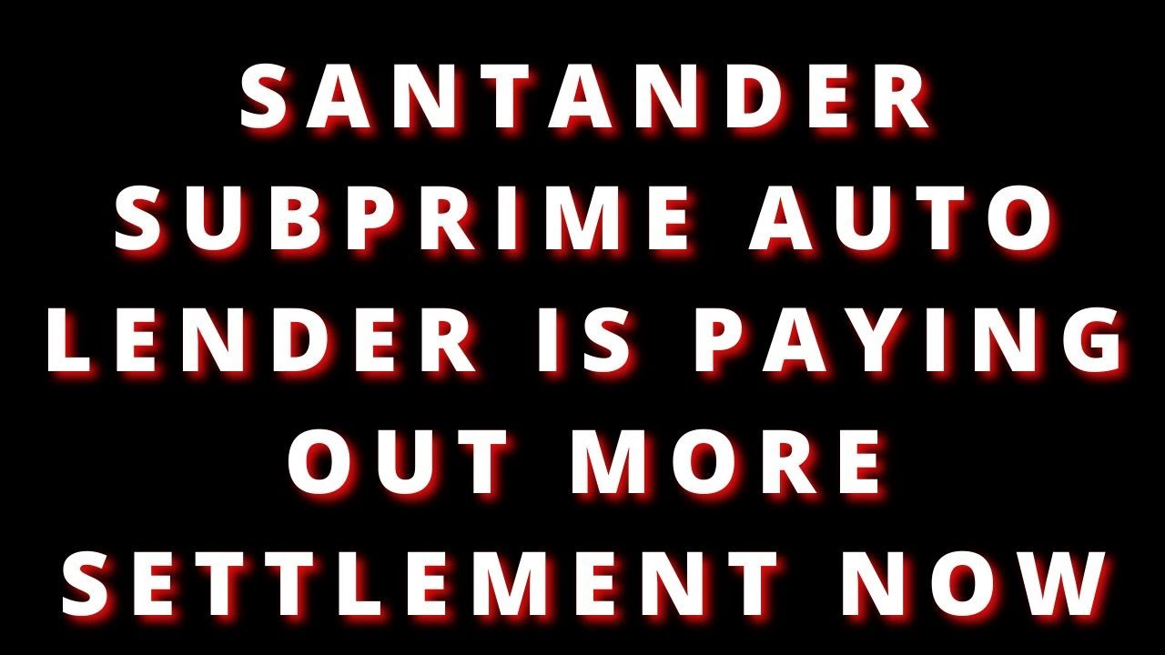 santander-finally-paying-out-more-settlements