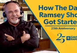 how-the-dave-ramsey-show-started-25th-anniversary